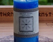 DREAM WORK Signature Spell Candle by Witchcrafts Artisan Alchemy