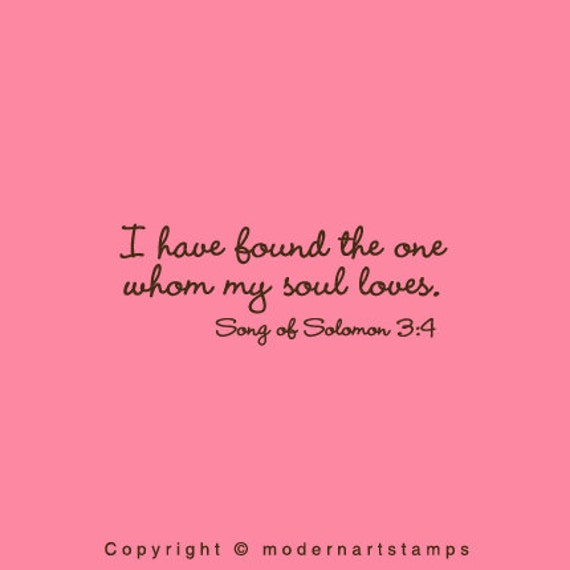 Soulmate quotes from the bible