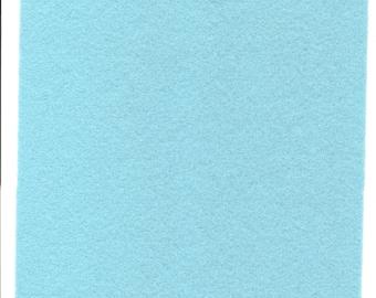 Pure Wool Felt Sheet - Heaven - Various Sizes
