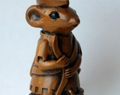 Church Mouse - Robin Hood - Mouse Ornament