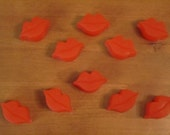 10 Pucker up kiss lips Glycerin Soaps