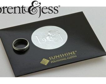 Sunshine Polishing Cloth For Jewelry