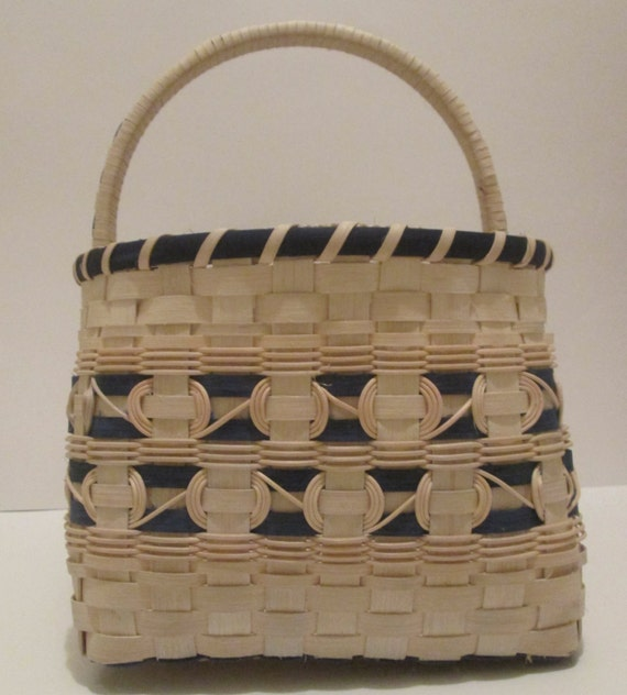 Picnic Basket Items : Items similar to picnic basket hand woven market