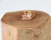 gold 5 ring stack