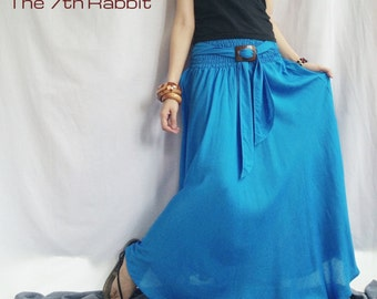 Breezy.. Ocean Blue Skirt or Dress