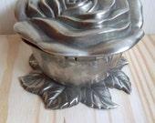 Vintage Godinger Rose/Soaps Gift Set