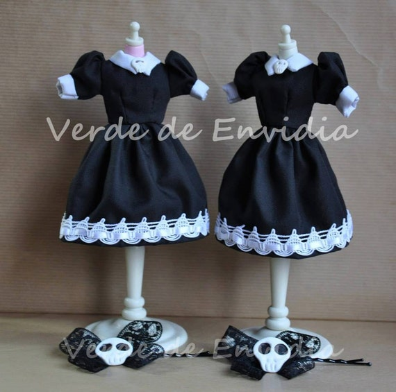 goth classic outfit /outfit gotico clasico