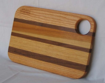 Small Size Face-grain Wooden Cutting Board