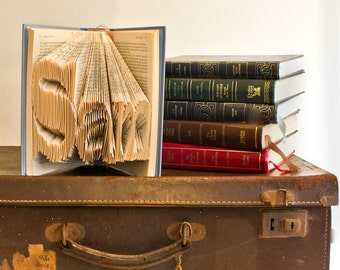 Folded Book - Personalised