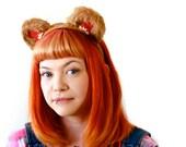 A Teddy Bear's Picnic - Teddy bear ears headband