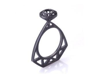 Like Diamond Ring (Diamond shape)