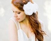Wedding Hair Accessory, Bridal Headpiece, Floral hair comb - Style 323