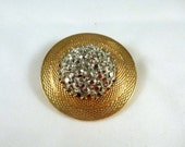 Vintage, Golden Disc/Rustic  Pin : P68