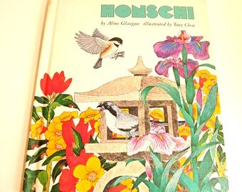Honschi By Aline Glasgow Illustrated By Tony Chen First Edition