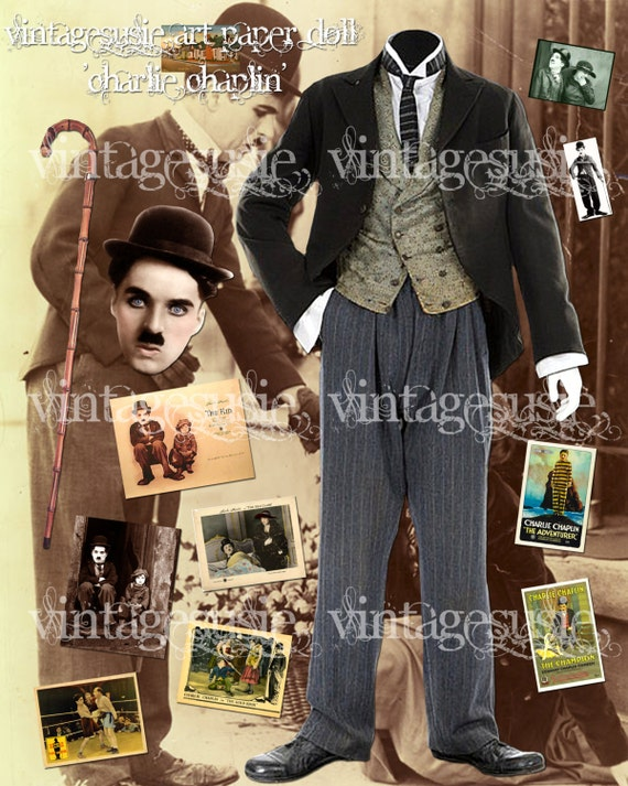 Charlie Chaplin Animated