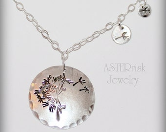 Necklace - Free The Girls Awareness Fine Silver