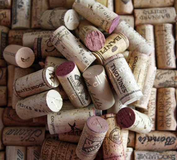 Lot Of 50 100 All Natural Cork Used Wine Corks No Synthetic