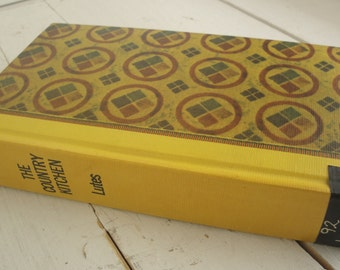 The Country Kitchen by Della Lutes 1936 Vintage