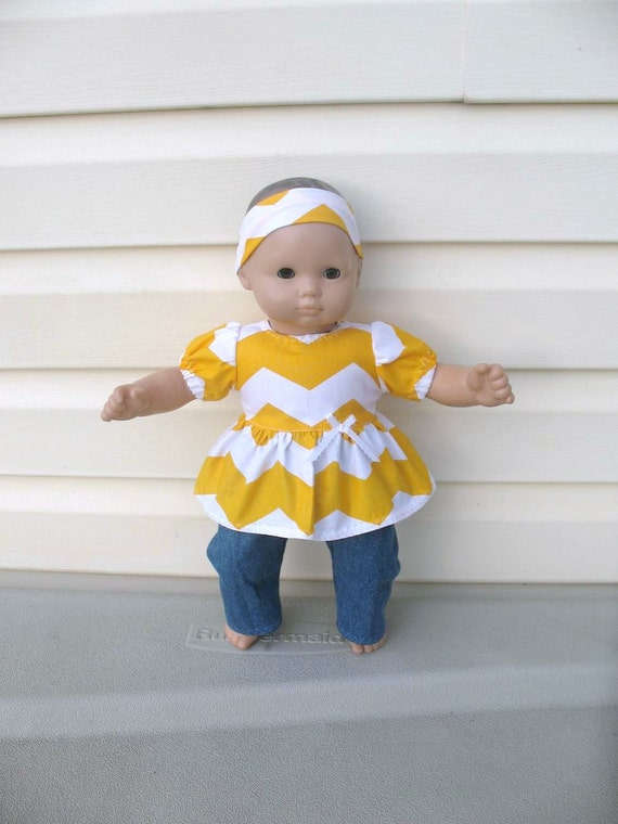 Doll Clothes For American Girl Bitty Baby By