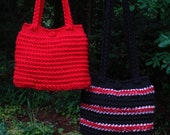 Crochet Pattern PDF - Everyday Bags - PA-203