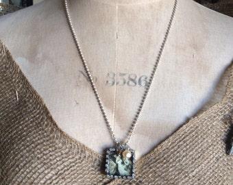 Jane Austin necklace