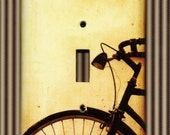 I Want to Ride my Bicycle Switchplate cover