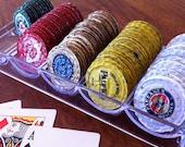 Beer Bottle Cap Poker Chip Set