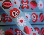 woven ribbon 'Pomegranate'