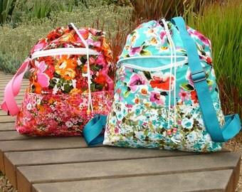 Diddie Backpack SEWING PATTERN