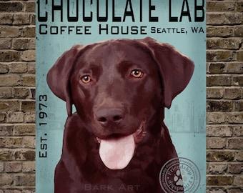 Chocolate Lab Coffee House