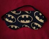 New BATMAN SLEEP MASK Eye Face Sleepwear Bedroom Clothes
