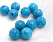 Store Wide Sale 11 Turquoise Beads Destash