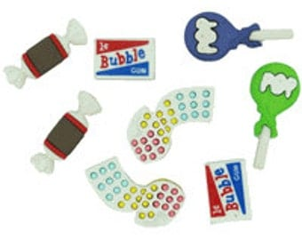 Penny Candy Buttons