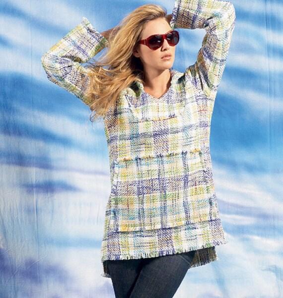 Casual Tunics Pattern Sz Lrg to Xxlg  Butterick 6753 uncut sewing pattern