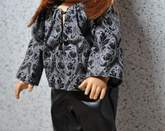 Ride the Ducks- Outfit for American Girl Doll