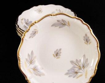 "Edelstein Bavaria ""Coronado"" Fruit/Dessert Bowls(5)"