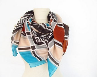 square scarf - turkish scarves - scarf fashion - floral scarf - scarf accessories - scarf sale