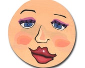 Genevieve Silly Milly Polymer Clay Cane Large