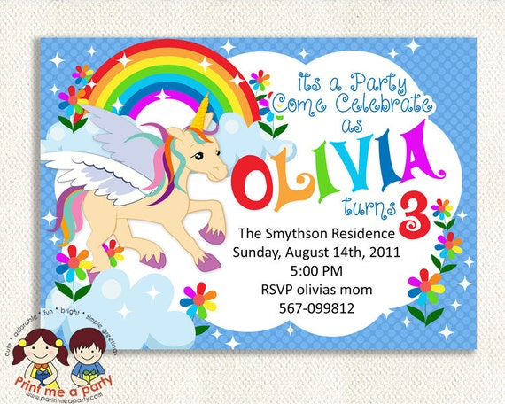 Horse Birthday Party Invitations was adorable invitations template
