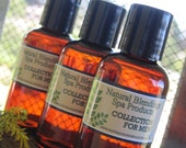 BIG SUR COAST Pre-Shave Oil New Product for Natural Blendings  Made to Order Custom Fragrance in 2 Oz 4 Oz or 8 Oz Amber Bottles
