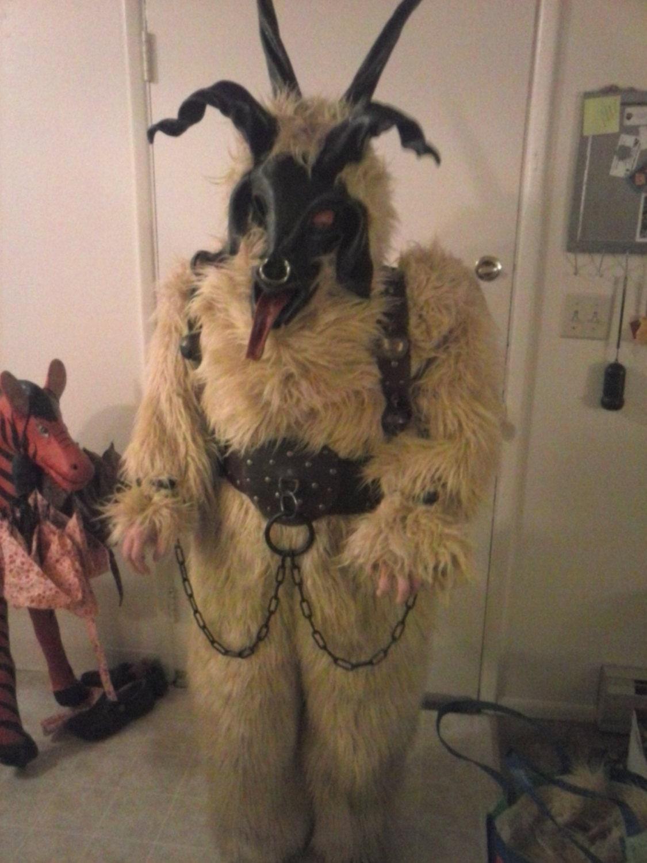 Krampus costume for sale -  Zoom