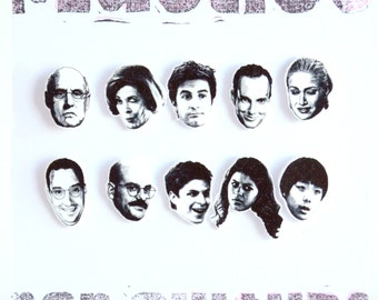Arrested Development - 'The Family Bluth' Mix n Match Studs
