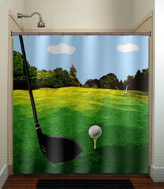 Bathroom golf