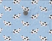 Old MacDonald Farm Animal I Spy Cows  EIEIO Fabric By the Fat Quarter  BTFQ