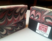 Black Raspberry Vanilla Cold Process Soap