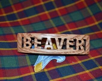 Beaver Woggle
