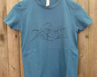 Rats vs Animal Tester: Women's T-shirt