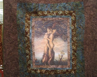 The True Tree of Life Two Lovers Wall Hanging Custom Order