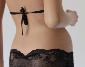 Lace Knickers Panties Bikini Lingerie Costume Unique Gift - CHRISST