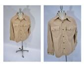 vintage BIG E jacket vintage LEVIS shirt jacket jacket denim extra large xl